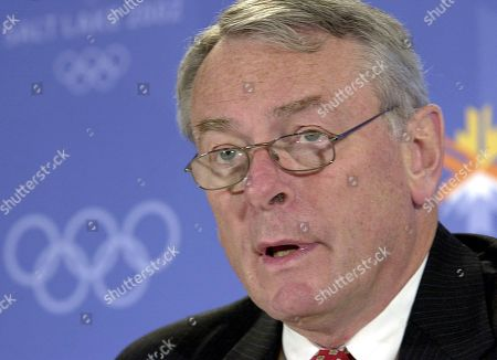 Pound World Anti-Doping Agency Chairman Dick Pound speaks about the agency's report during a press conference at the Winter Olympic media center in Salt Lake City. A sports organization battered by an unfolding corruption scandal with the FBI leading the investigation was the crisis facing the International Olympic Committee in the late 1990s. The IOC is being held up as a model for FIFA to follow as its tries to dig itself out of the biggest corruption scandal in its 111-year history
