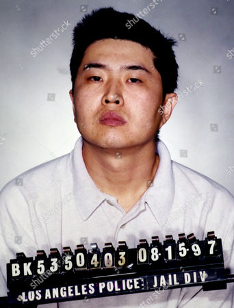 """Stock Image of KANG This is a Los Angeles Police Department booking photo of Hyun Gu """"Eddie"""" Kang, 32, the first person extradited to the United States from South Korea under a treaty signed in 1999. Kang faces a hearing in Superior Court on Wednesday morning in which he will be formally sentenced to 271 years to life in state prison for a variety of felony offenses, including rape and sodomy"""