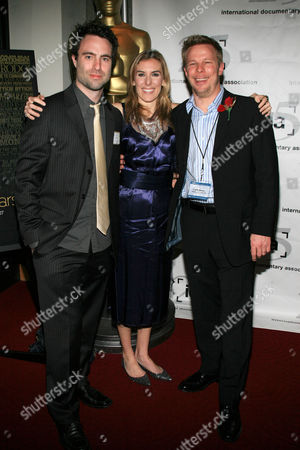 Matthew Cooke, Amy Berg and Frank Donner