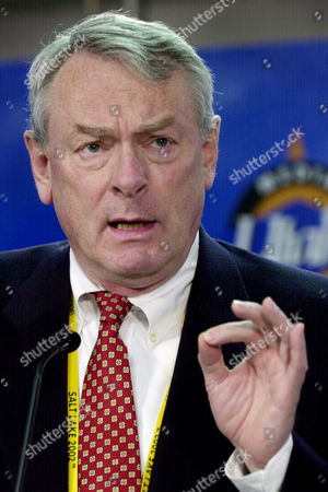 POUND World Anti-Doping Agency Chairman Dick Pound answers questions from the media during a news conference in Salt Lake City, in this Feb. 8, 2002 photo. Pound criticized food-supplement makers, and urged Olympic sports to avoid sponsorships with them until it is guaranteed the products are drug-free