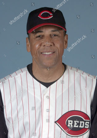 CARDENAL Coach Jose Cardenal is shown at the Cincinnati Reds spring training facility in Sarasota, Fla. Cardenal was named first base coach Friday, replacing Ken Griffey Sr. who resigned his coaching position to become a special consultant to general manager Jim Bowden