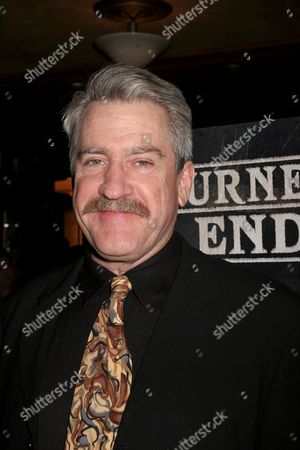 Editorial photo of 'Journey's End' play opening night, Belasco Theatre, New York, America - 22 Feb 2007