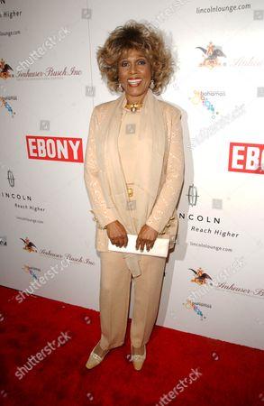 Editorial image of Ebony Pre Oscar celebration, Hollywood, America - 22 Feb 2007