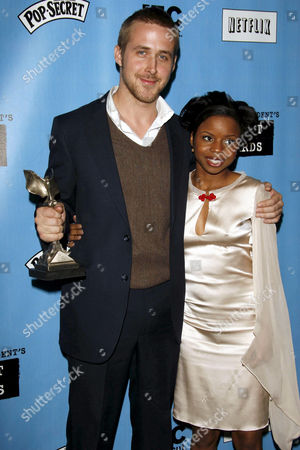 Ryan Gosling with Shareeka Epps