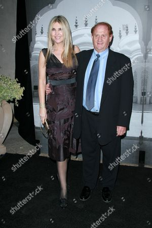Mike Medavoy and wife Irena Ferris