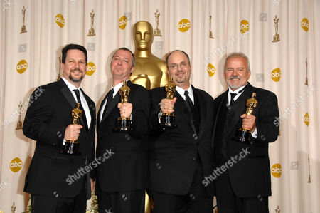 John Knoll, Hal Hickel, Charles Gibson, Allen Hall for visual effects