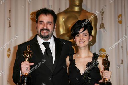 David Marti and Montse Ribe