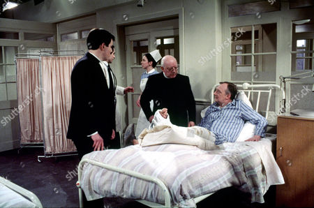 Arthur Lowe in 'Bless Me Father' - 1979