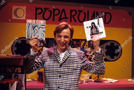 Gary Crowley in 'Poparound' - 1985