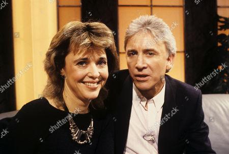 Vince Hill with Suzi Quatro in 'Gas Street' - 1988