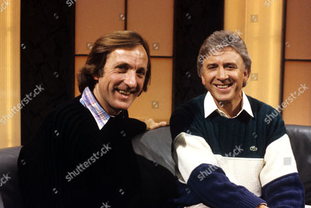 John Pilger and Vince Hill in 'Gas Street' - 1988