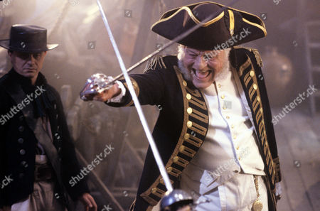 Charles Gray in 'Tales from the Poop Deck' - 1992