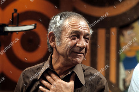 Sid James appearing on 'The Golden Shot' - 1970's