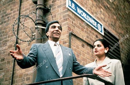 'Family Pride'  TV - 1991 - Zia Mohyeddin