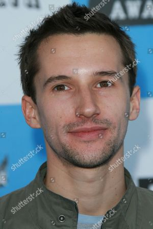 Stock Image of Matt Whitecross