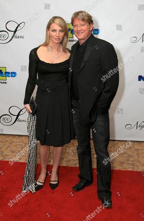 Eva Halina and Christopher Rich