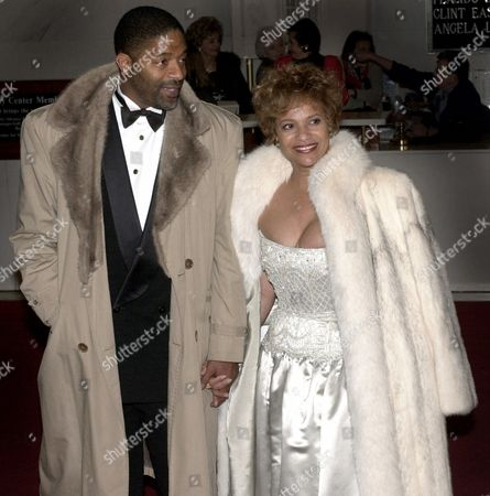 NIXON ALLEN Debbie Allen and her husband Norman Nixon enter the Kennedy Center for the Kennedy Center Honors ceremony in Washington on
