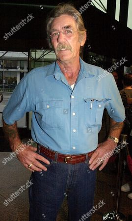 """ERMEY Actor R. Lee Ermey arrives for a Los Angeles screening of the documentary, """"Stanley Kubrick: A Life of Pictures,"""" . Ermey appeared in Kubrick's film """"Full Metal Jacket"""