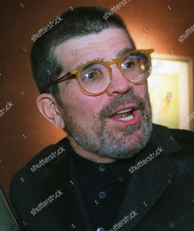 """David Mamet David Mamet arriving at the opening of the movie """"State and Main,"""" in New York. Producer Jeffery Richards, Jerry Frankel and Steve Traxler say a revival of Mamet's """"A Life in the Theatre"""", will open this fall in New York"""