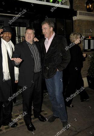 Richard Littlejohn and Jeremy Clarkson
