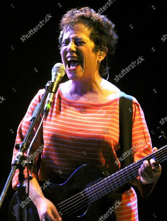IAN Folk singer Janis Ian performs during the 'Freedom Sings' benefit concert sponsored by the First Amendment Center in New York . A portion of proceeds from the concert will benefit the planned Folk Music Musuem in Greenwich Village