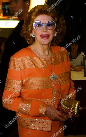 MEADOWS Actress Jayne Meadows arrives for the 28th annual Image Awards in Beverly Hills, Calif