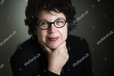 Editorial picture of Meg Wolitzer photo shoot, Stockholm, Sweden - 24 Sep 2016
