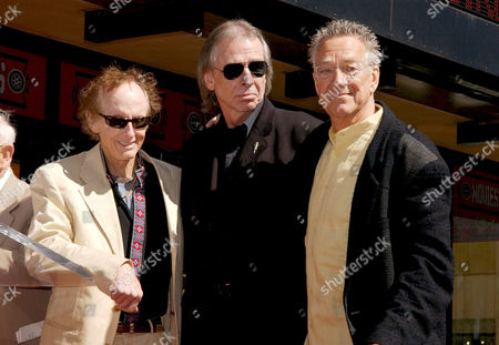 Robby Krieger, Jim Ladd and Ray Manzarek