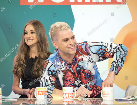 Editorial picture of 'Loose Women' TV show, London, UK - 20 Oct 2016