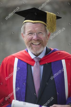 Stock Picture of Bill Bryson