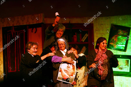 Editorial image of 'Father Ted' Festival on Inis Mor, Aran Islands, Galway, Eire - 24 Feb 2007