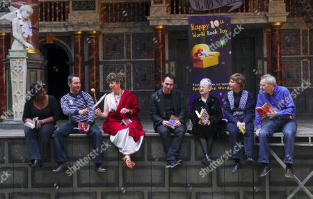 Editorial image of Launch of World Book Day, The Globe Theatre, London, Britain - 01 Feb 2007