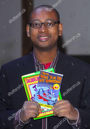 Stock Image of BBC Newsround presenter Lizo Mzimba