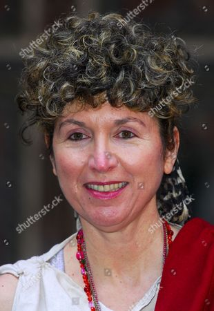 Stock Picture of Childrens book author Caroline Lawrence