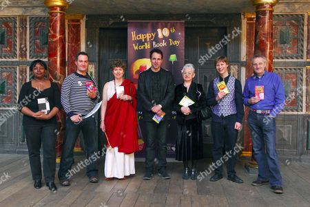 Editorial picture of Launch of World Book Day, The Globe Theatre, London, Britain - 01 Feb 2007