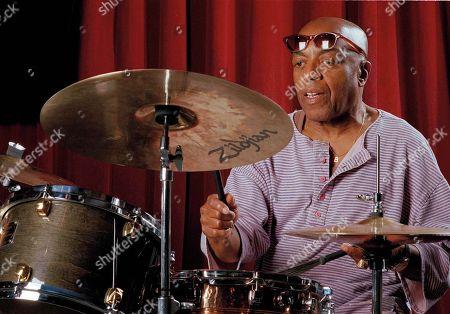 Roy Haynes Jazz drummer Roy Haynes is pictured performing at Birdland in New York City
