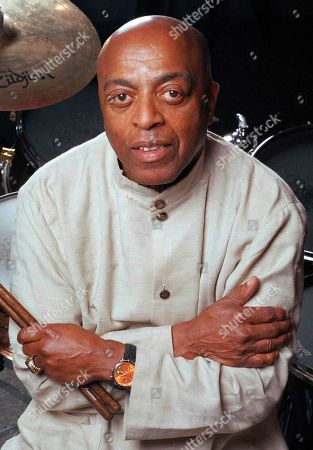 Roy Haynes Jazz drummer Roy Haynes is pictured at Birdland in New York City