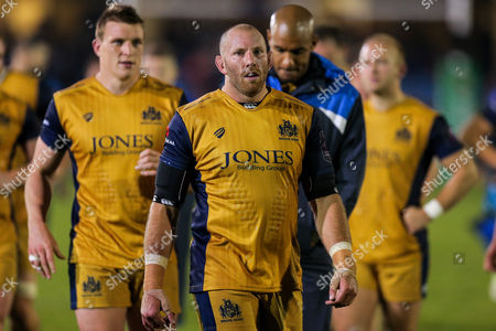Rob Hawkins of Bristol Rugby looks frustrated after a 22-6 loss
