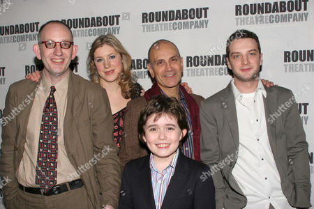 Editorial image of Roundabout Theatre Company presenting the opening night of 'Howard Katz' play at Laura Pels Theatre, New York, America - 01 Mar 2007