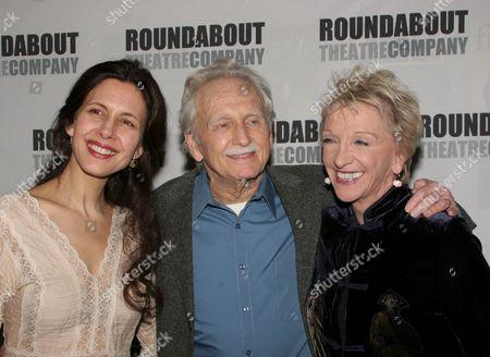 Jessica Hecht, Alvin Epstein, Elizabeth Franz