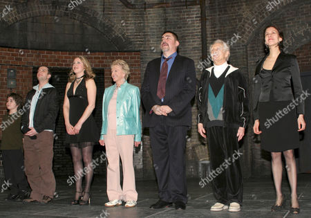 Cast - Patrick Henney, Euan Morton, Charlotte Parry, Elizabeth Franz, Alfred Molina, Alvin Epstein, Jessica Hecht