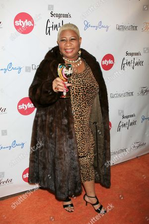Editorial photo of Seagram's and The Style Network hosting a Birthday Bash for Niecy Nash at Trifecta, Los Angeles, America - 28 Feb 2007