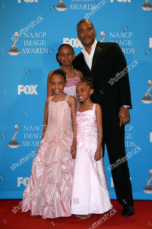 Editorial image of The NAACP Image Awards, Los Angeles, California, America - 03 Mar 2007