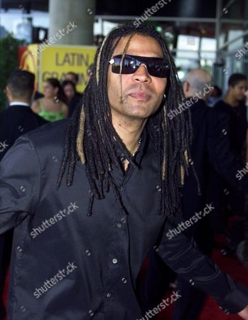 GUTIERREZ Cuba's Amaury Gutierrez arrives for the first annual Latin Grammy Awards in Los Angeles, . Gutierrez was nominated for best new artist