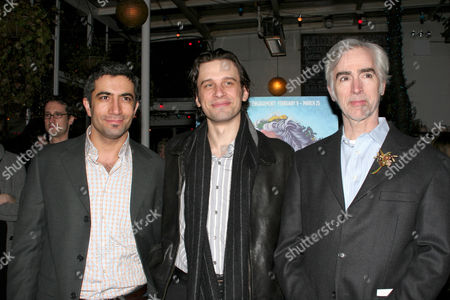 Editorial picture of 'King Lear' play opening night, The Public Theater, New York, America - 04 Mar 2007