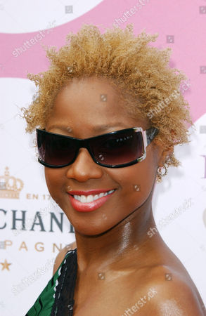 Editorial image of National Association of Black Fermale Executives in Music and Entertainment (NABFEME) 'Dreamgirls' Luncheon, Greystone Manor, Beverly Hills, California, America - 04 Mar 2007