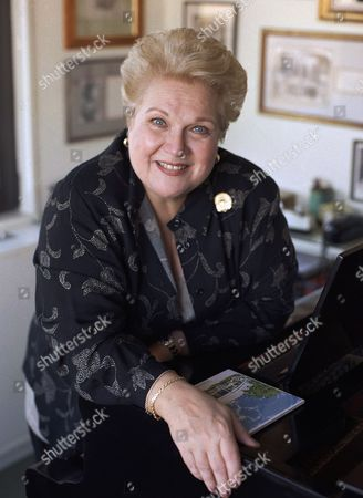 Editorial image of Marilyn Horne 1999, New York, USA
