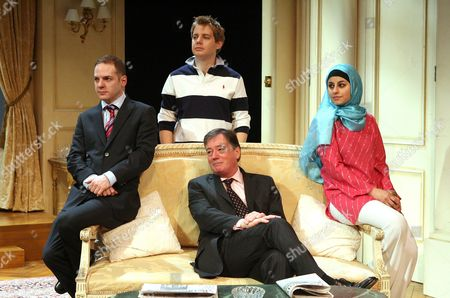Toby Dantzic, Christian Brassington, Jeff Rawle & Zahra Ahmadi