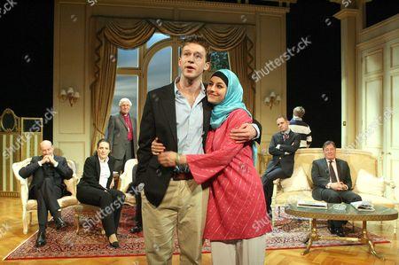 Ben Righton & Zahra Ahmadi