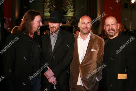 Scott Mednick, Frank Miller, Gianni Nunnari and Jeffrey Silver